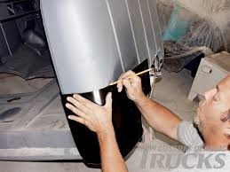 Classic Ford Truck Body Panels - 1953 ford f 100 cab corner replacement rod network