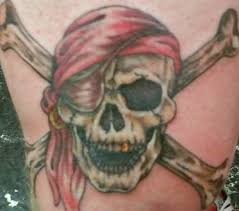 skull and crossbone tattoos me no
