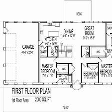 one level open floor plans 33 single story open floor plans over 4 000 3 car garage floor