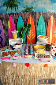 best 25 luau decorations ideas on luau