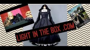 light in the box shopping light in the box review horrible online shopping experience youtube