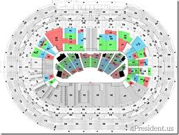 pepsi center floor plan ford field seating chart with rows and seat numbers ballparkmagic