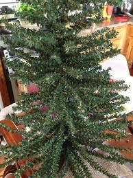 jersey texan heart diy mini christmas tree