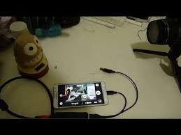 hdmi apk uvc hdmi capture card work on andoird with apk camerafi usb