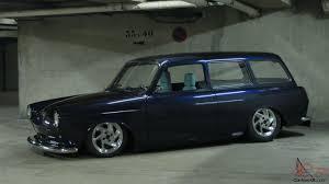 volkswagen squareback blue vw type 3 variant squareback showcar hi tech