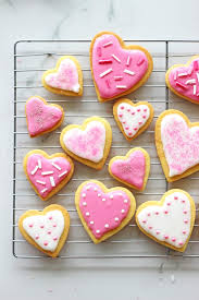 valentines cookies s day heart sugar cookies the kiwi country girl