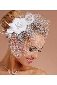 voilette mariage coiffe peigne cérémonie coiffure mariée chignon mariage bibi
