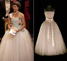 chagne wedding dress princess madeleine of sweden wears one of s dresses to