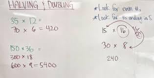 gmat tuesdays halving and doubling rule quantitative