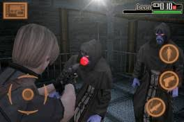 resident evil for android droid resident evil 4 in infects the samsung
