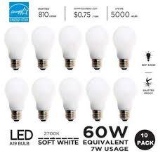 meilo led light bulbs light bulbs the home depot