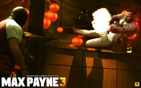 max payne 3 2012 game wallpapers payne 3 shootout wallpaper