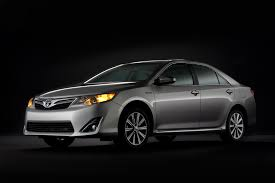 2013 toyota camry reviews and rating motor trend