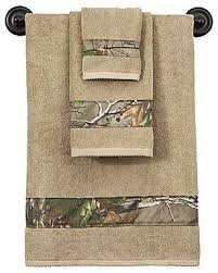 camo bathroom towels camobathroom our redneck home pinterest