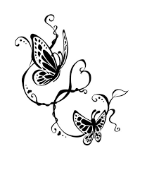 theme tribal butterfly design tattoomagz