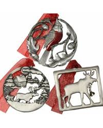 bargains on gloria duchin lodge theme ornament gift set