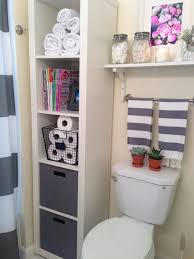 storage idea for small bathroom stunning small bathroom with storage 47 creative storage idea for
