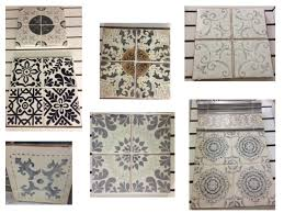 painted tiles for kitchen backsplash donna kitchen backsplash design painted tiles lentine
