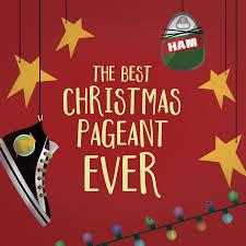 the best christmas pageant ever lexington children u0027s theatre