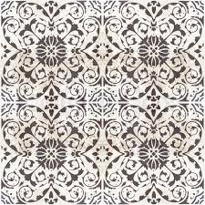 vintage style floor tile pattern texture and background stock