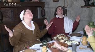 thanksgiving pilgrims grateful for miracles charisma news