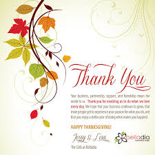 happy thanksgiving belladia marketing and design belladia