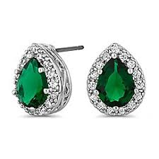 green earrings green earrings women debenhams