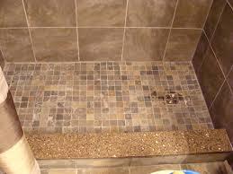 Bathroom Shower Floors Splendid Bathroom Shower Floor Tile Ideas Mosaic Shower Floor Tile