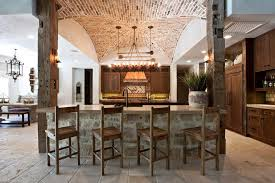 sacramento stone kitchen island mediterranean with wall