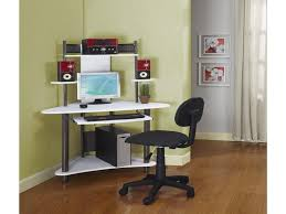 Small Computer Desk Corner Spectacular Ideas Of Corner Computer Desk Steveb Interior