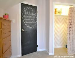 Big Girl Room Doors  DIY Magnet Board Balancing Home With Megan - Magnetic boards for kids rooms