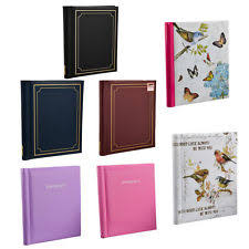 adhesive photo album self adhesive photo album ebay