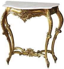 small marble top table buy versailles french gold painted small marble top console table
