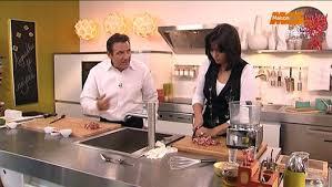 cuisine tv eric leautey et carinne teyssandier préparation de des merguez aujourd hui je cuisine vidéo dailymotion