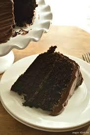 sour cream fudge cake sugar dish me