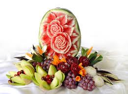 fruit centerpiece designing beautiful fruit centerpieces and trays