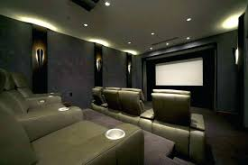 Theatre Room Decor Home Theatre Room Design Marvelous Basement Home Theater Ideas