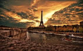 beautiful view of eiffel tower imgur