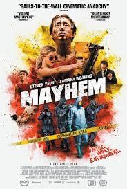 mayhem movie review u0026 film summary 2017 roger ebert