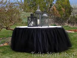 black tulle table skirt hey i found this really awesome etsy listing at https www etsy