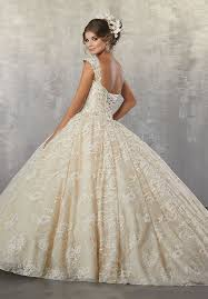 gold quince dresses gold lace quinceanera dress by mori vizcaya 89179 abc fashion