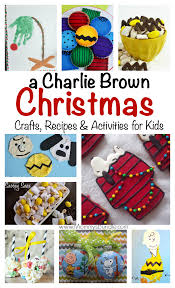 charlie brown christmas 24 crafts recipes u0026 activities for kids