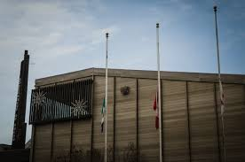 Why Are The Flags Flying Half Mast Blog Flags At Half Mast In Yukon After Ottawa Attack U2013 Eye On The