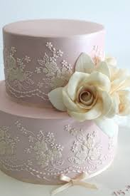 cake lace picture of lace wedding cake ideas
