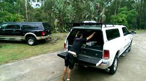 Dodge Ram Truck Caps - dodge ram leer canopy youtube