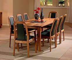 Teak Dining Tables Solid Teak Furniture Wharfside - Danish teak dining room table and chairs