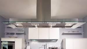 Kitchen Island Extractor Fans Burana Island Chimney Cooker Hoods