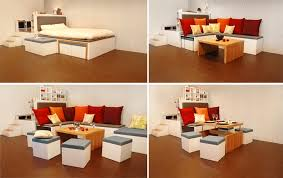 small living space furniture modern style compact furniture small spaces with furniture for a