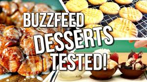 buzzfeed dessert food recipes tested courtney lundquist youtube