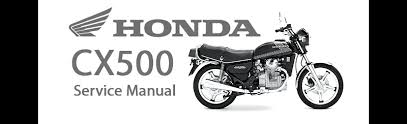 honda cx500 service manual honda gl500 u0026 gl650 service manual